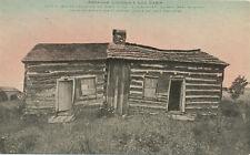IL * Abraham Lincoln's Log Cabin  ca 1910