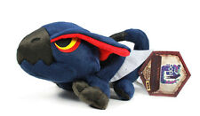 "ON SALE! Official Capcom Monster Hunter 4"" Stuffed Plush Doll Toy- Nargacuga!!"