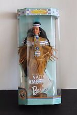 BARBIE DOLLS OF THE WORLD - NATIVE AMERICAN  - COLLECTOR EDITION 4TH