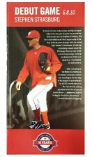 2015 Washington Nationals STEPHEN STRASBURG Bobble head BOBBLEHEAD + Cards SGA