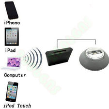 US Bluetooth Cordless Music Audio Receiver For Apple 30 Pin Speaker Cordless