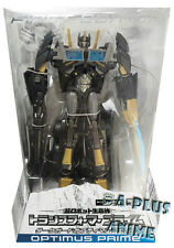 Takara Transformers Animated Black Optimus Prime Dark Guard First Edition AU