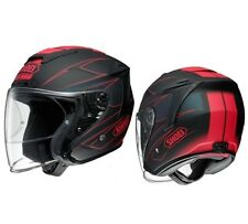 SHOEI J FORCE 4 J-FORCE MODERNO TC-1 RED/BLACK L Large  HELMET Japan