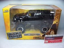 1/24 Ford Expedition HIGH PROFILE negro black noir  - JADA - 3L 050