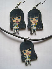 Kill La Kill Anime / Manga Earrings & Necklace Jewelry Set (WINNER'S CHOICE)