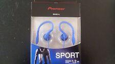 Pioneer SE-E511-L Auriculares estéreo de Deportes Azul