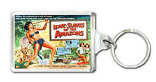 1957 LOVE SLAVES OF THE AMAZONS KEYRING LLAVERO