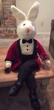 Mr. Playboy Limited Edition Hugh Hefner Bunny Doll