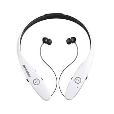 Hot Wireless Bluetooth Tone HBS900 Headset Headphone For iPhone Samsung LG White