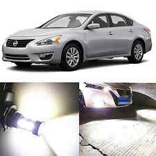 Alla Lighting Fog Light H11 H16 Super White LED Bulbs for 05~17 Nissan Altima