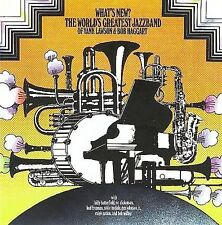 What's New? by World's Greatest Jazz Band/Yank Lawson/Bob Haggart (CD,...