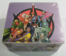 1995 Wildstorm Jim Lee's WildC.A.T.S  WildCATS Trading Card Box 36 packs