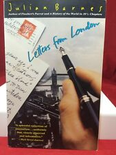 Julian Barnes  Letters From London (1995)