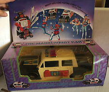THE MAGIC ROBOT CAR TRANSFORMERS KO VINTAGE NEW!!!