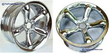 Plymouth Prowler Brand NEW OEM Front Chrome Wheel 4786760 / Hol# 2178