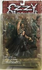 McFarlane Toys Spawn Ozzy Osbourne Ultra Action Figure Black Sabbath 1999 NIB