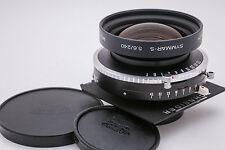 Schneider Symmar-S 240mm f/5.6 MC Lens, w/ Copal #3, Linhof Board, EXC-