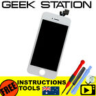 for iPhone 5 LCD replacement touch screen digitizer display assembly white new
