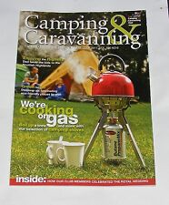 CAMPING & CARAVANNING VOLUME 106 NO.6 JUNE 2011 - WICKLOW THE GARDEN OF IRELAND