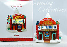 2013 Hallmark Cinema Noelville Keepsake Ornament 8th in Series Gingerbread House