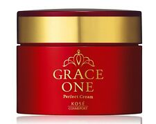 New KOSE Japan Grace One Perfect 3in1 Moisturizer With Collagen Aging Cream 100g