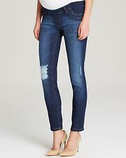 $178 NEW DL 1961 Florence Maternity Instasculpt Jean in Buckley Destroyed - 30
