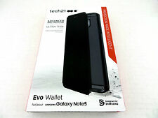 New, Original OEM Tech21 Evo Wallet Ultra Thin for Samsung Galaxy Note 5