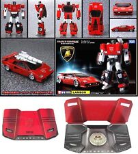 Transformers Takara Masterpiece MP-12 Lambor Sideswipe & 2015 New Exclusive Coin