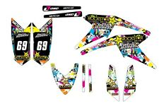 Artic Cat DVX 400 ATV Quad Graphic Kit