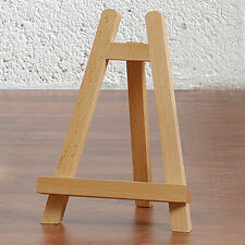 Loxley GWENT Mini Sign / Print / Canvas Exhibition Display Table Wooden Easel