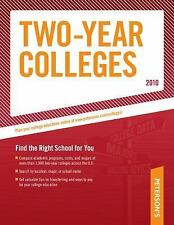 Two-Year Colleges - 2010 (Peterson's Two Year Colleges), Peterson's, Good Book