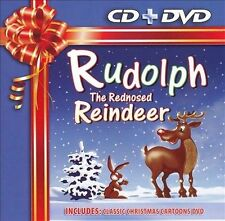CD • Various Artists • Rudolph the Red Nosed Reindeer •