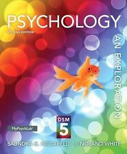 Psychology : An Exploration with DSM-5 Update by J. Noland White and Saundra...