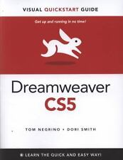 Dreamweaver CS5 for Windows and Macintosh: Visual QuickStart Guide, Smith, Dori,