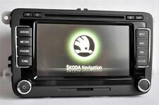 "2016 Skoda Columbus LED ""L"" HW30! SW5274! Fabia Rapid Roomster RNS510 navigation"