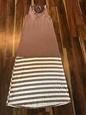 Mon Ami- Maxi dress NEW/ with Tags (Sz- Small) (Overstock from our store)