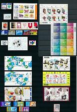 [16519] Netherlands Niederlande 2008 Year Set Complete incl. MS MNH