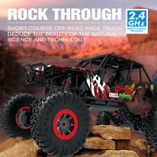 1/10 2.4G 4 Wheel Drive Rock Crawler Radio Remote Control RC Car Monster Truck