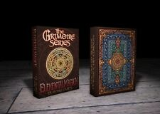 The Grimoire Series Elemental Magick Playing Cards Deck New Limited