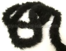 75g, 10yards long Marabou Feather Boa, 20+ Colors & Patterns to pick from, New!