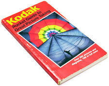 Kodak pocket guide to great picture taking - Over 200 pict. and diagrams english