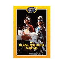 The Wonderful World of Disney THE HORSE WITHOUT A HEAD Rare DVD Story in France