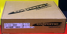Extreme Networks Summit 16155 X450a-24X 24-Port Gigabit Switch New 2xAvailable