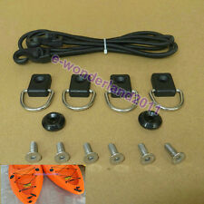 Deck Kit for Kayak & Canoes - Fishing Rigging Accessories Free Shipping