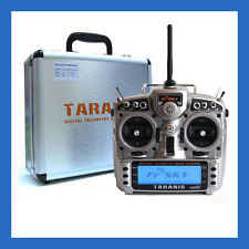 FrSky Taranis X9D Plus Radio Transmitter with Aluminum Case(w/o Receiver)