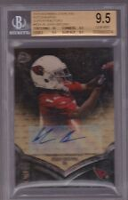 2014 Bowman Sterling Superfractor John Brown Auto Rc # 1 of 1 BGS 9.5 & 10 Auto