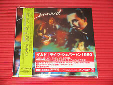 THE DAMNED Live Shepperton 1980  JAPAN MINI LP K2HD HQ CD