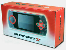 Retrospex 32 Handheld Video Games Console - Plays Nintendo Gameboy Advance Roms!