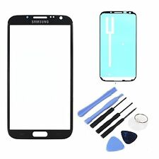 Titanium Grey Replacement LCD Screen Glass Lens Samsung Galaxy Note 2 II N2