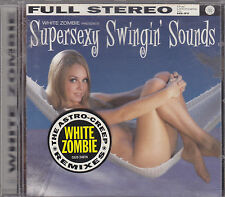 WHITE ZOMBIE - supersexy swingin' sounds CD